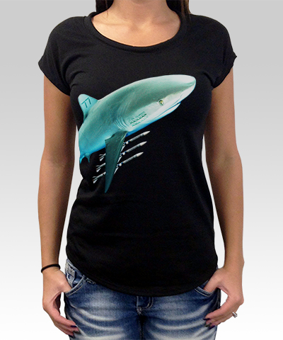 20131123100428-Womens-Zero-Shark-Thirty-Clasic-Tee-Black-Model-3
