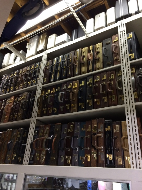 The Hand Prop Room | Further Dispatches